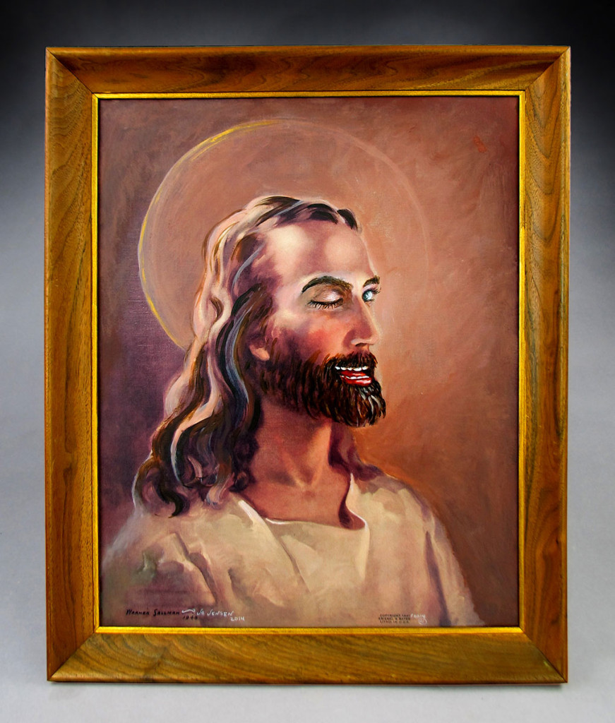 Winky-Jesus